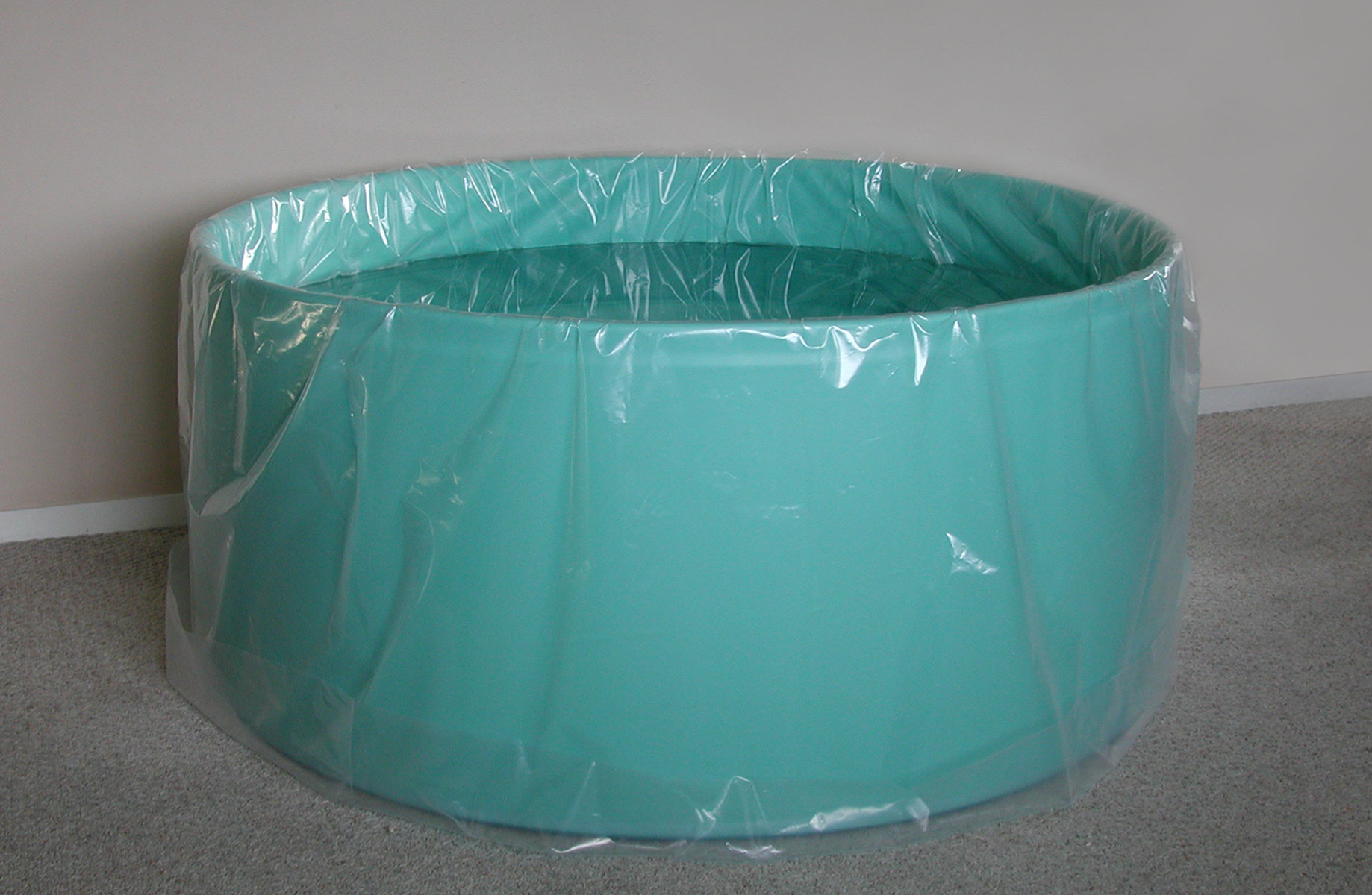 Birth tub disposable liners for Tub liner