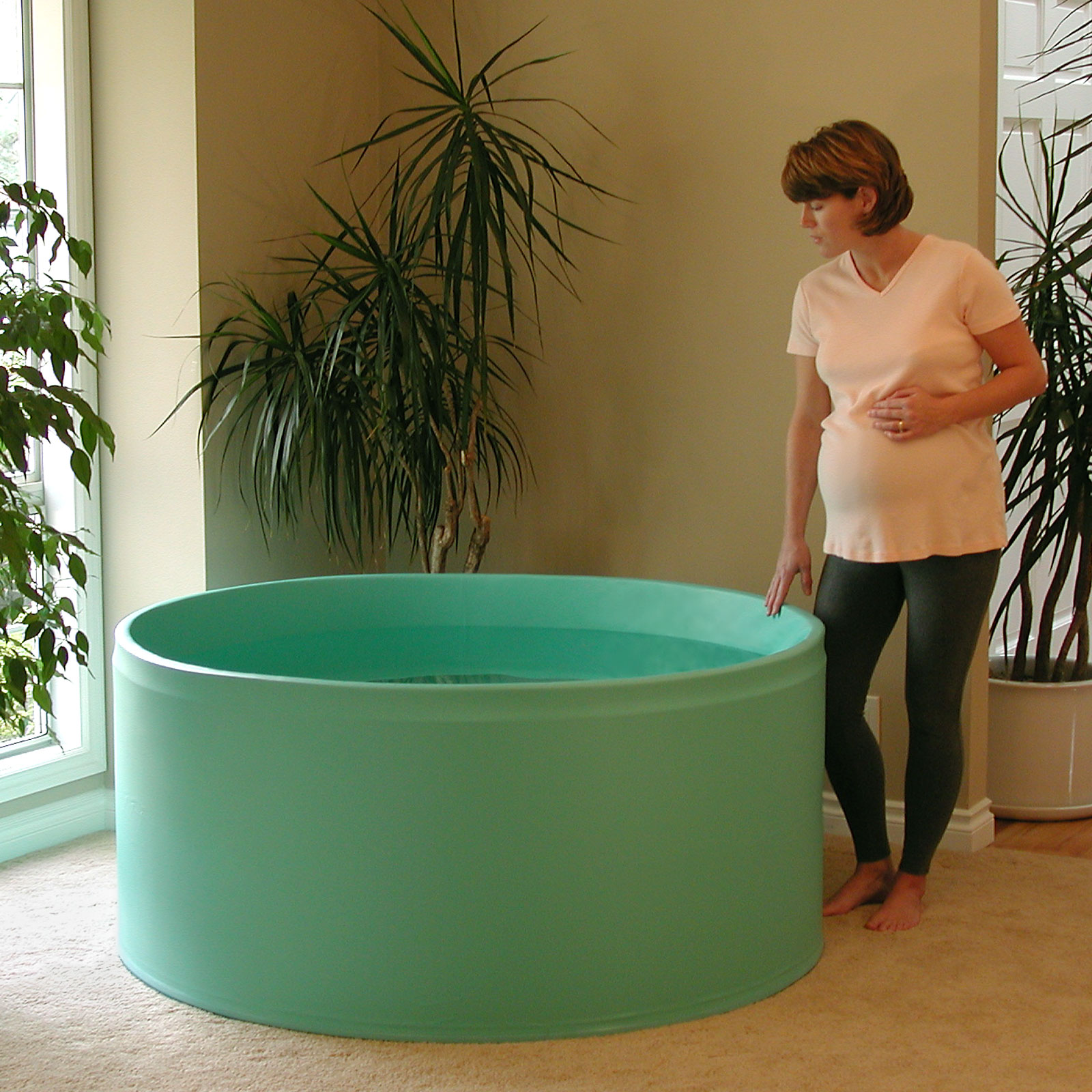 AquaDoula Portable Birth Pool